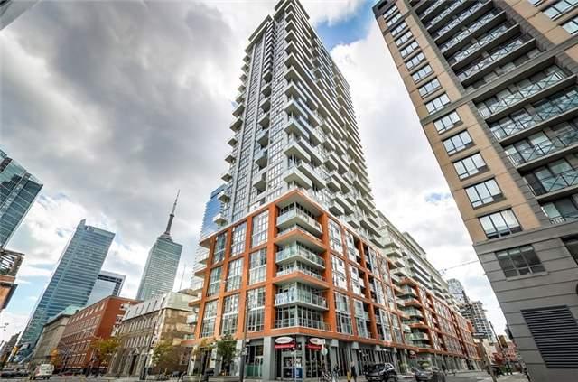 Cinema tower 21 widmer toronto condos lofts for 126 simcoe st floor plan