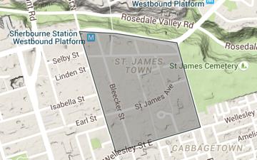 St. James Town