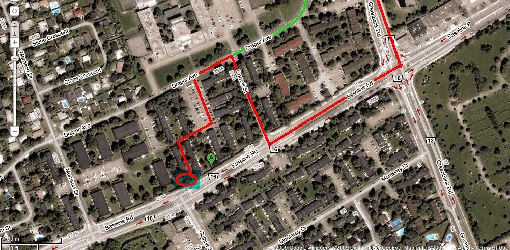 2775 BASELINE Road, Ottawa 1159833