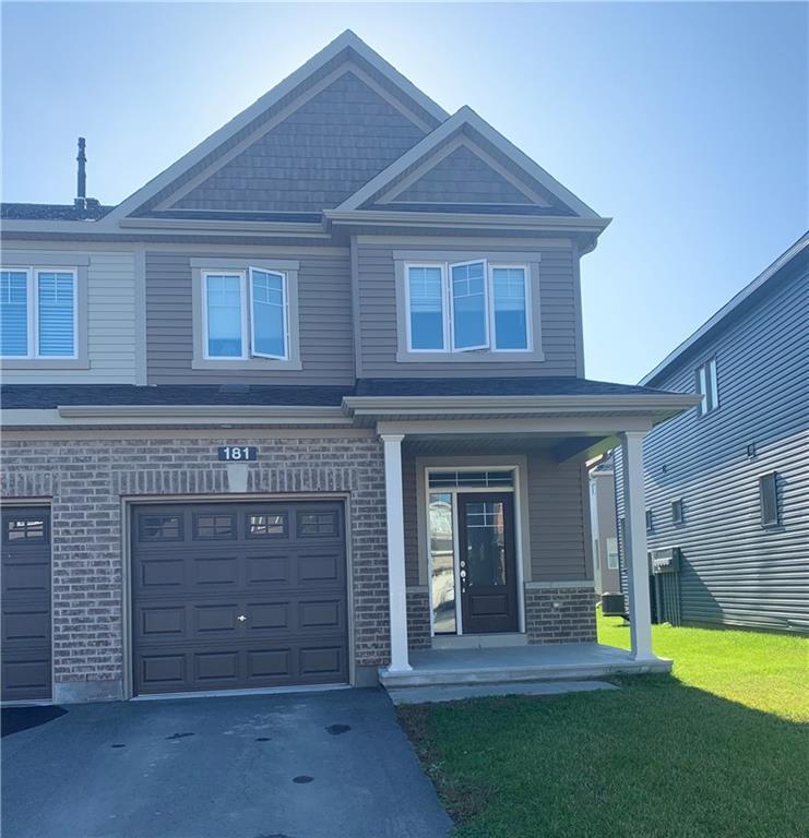 181 KIMPTON Drive, Ottawa 1168148
