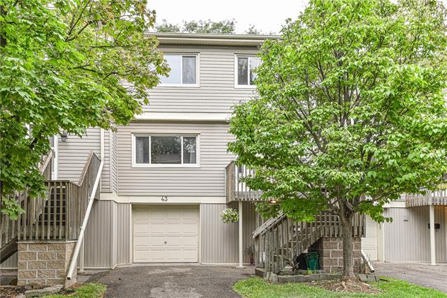#43 - 30 Green Valley Drive, Kitchener 30762640