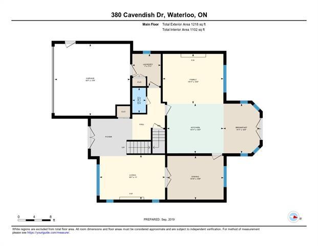380 CAVENDISH Drive, Waterloo 30763217