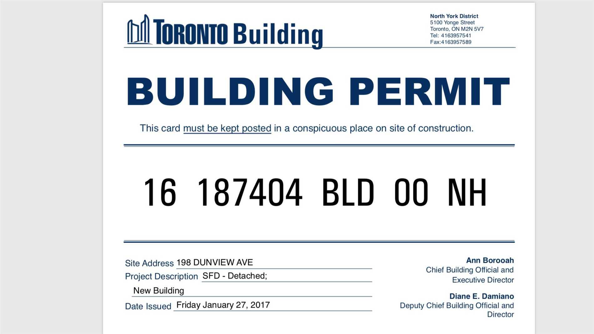 198 Dunview Ave, Toronto C4386258