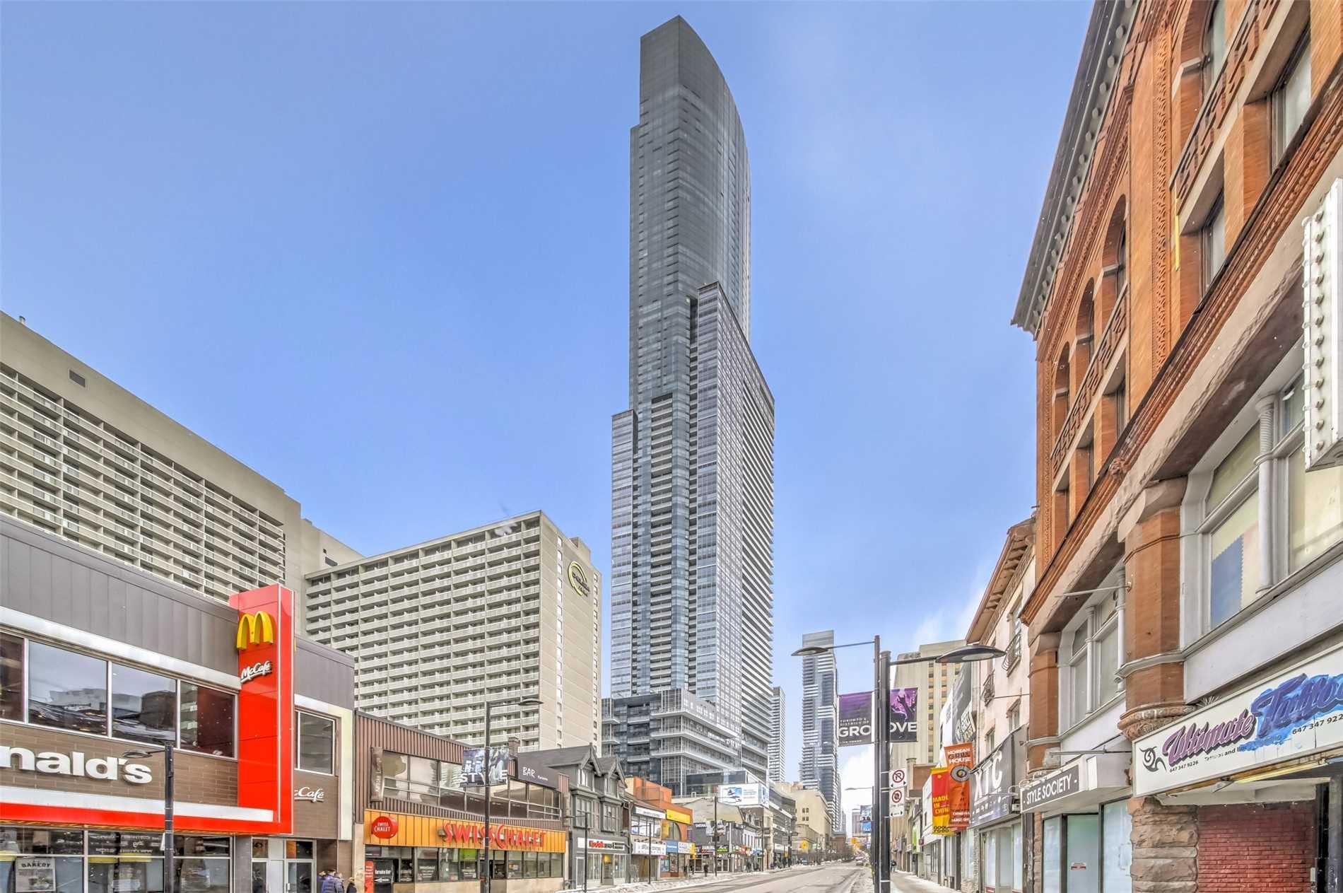 #7608 - 388 Yonge St, Toronto C4447937