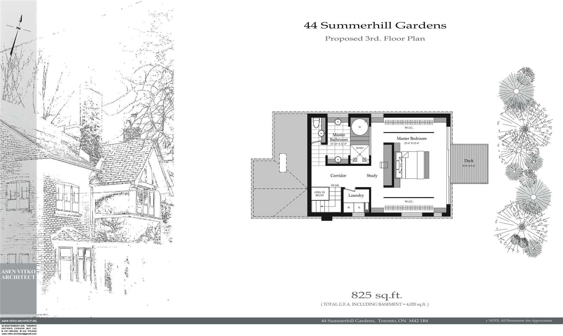 44 Summerhill Gdns, Toronto C4464580