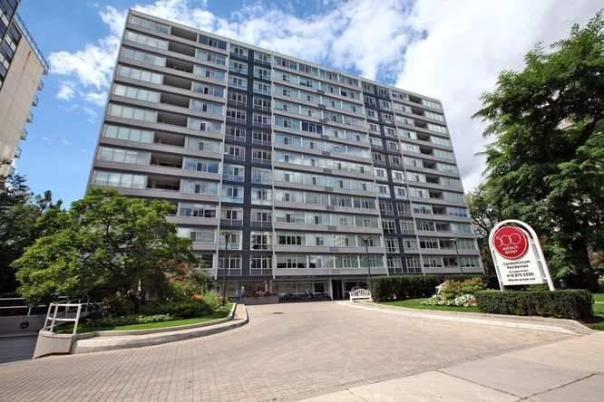 #1203 - 500 Avenue Rd, Toronto C4472164
