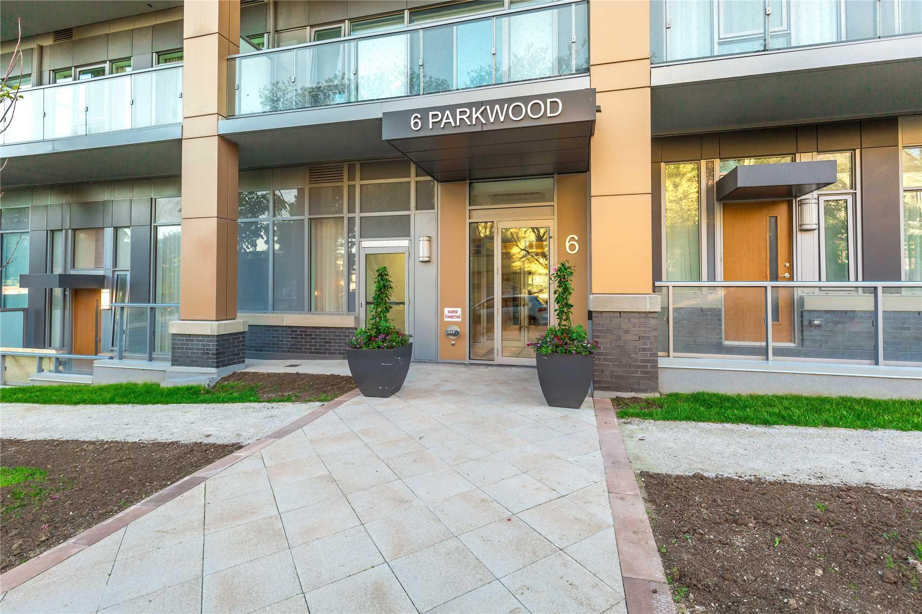 #317 - 6 Parkwood Ave, Toronto C4484215