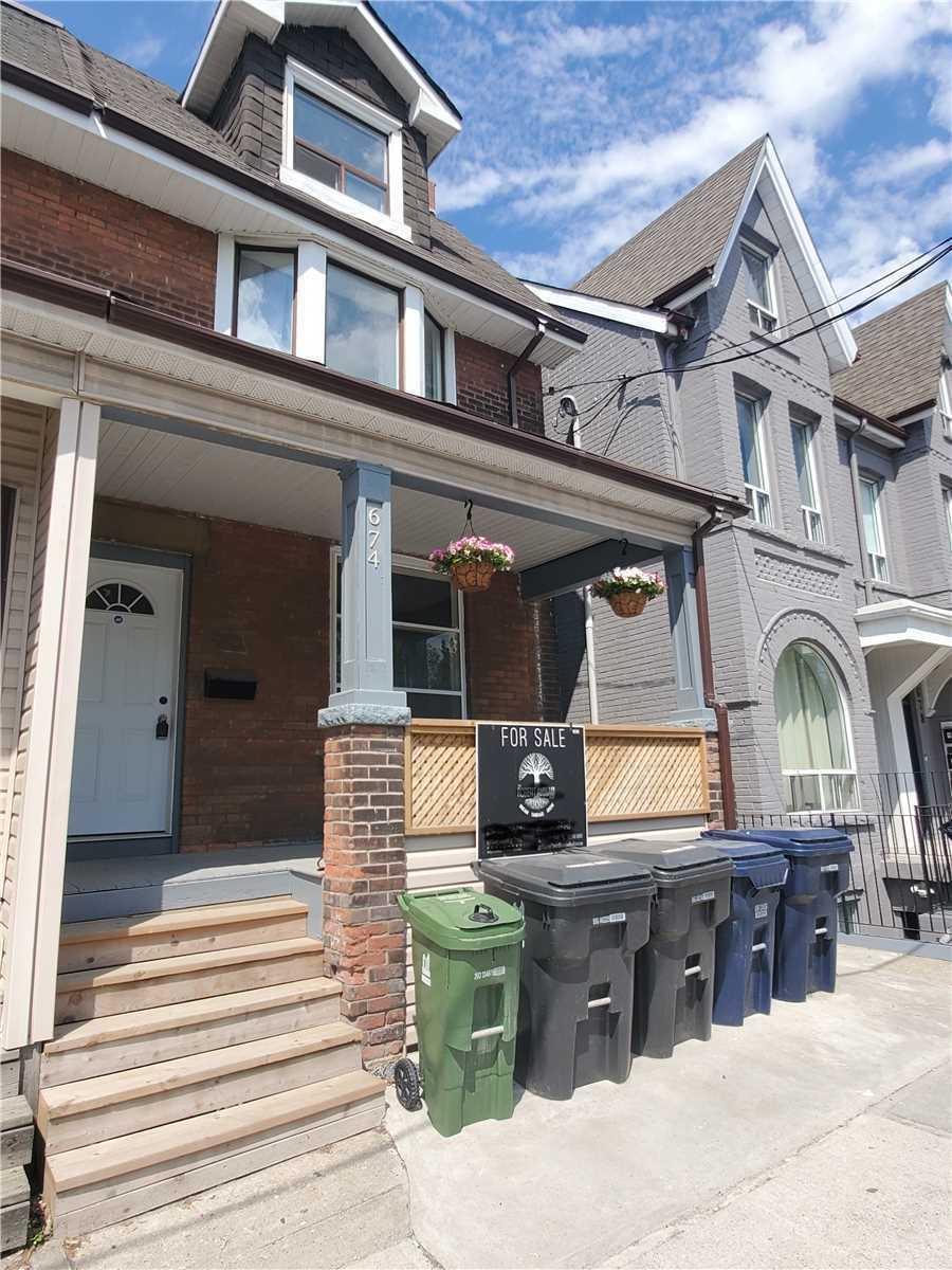 674 Bathurst St, Toronto C4485777