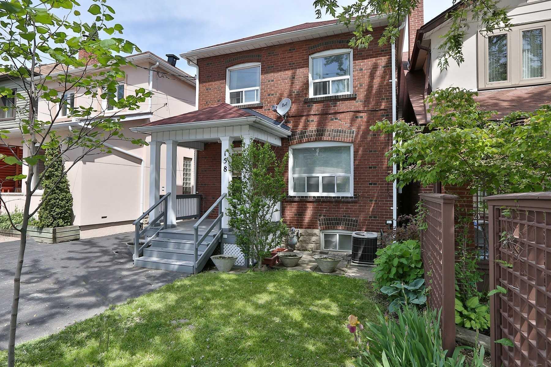 158 Manor Rd E, Toronto C4486592