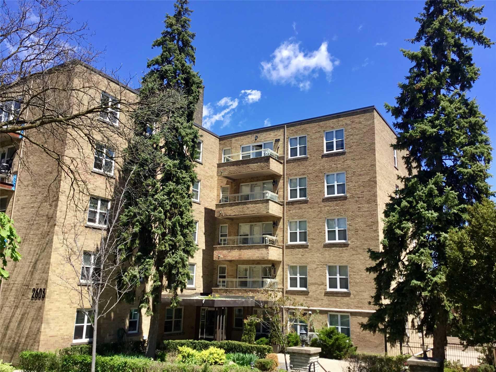 #210 - 2603 Bathurst St, Toronto C4486934