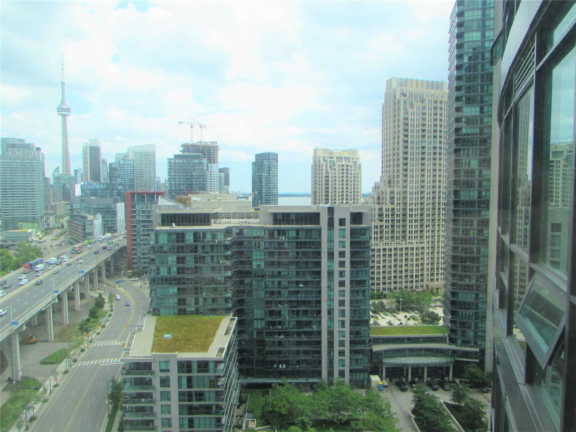 #2010 - 231 Fort York Blvd, Toronto C4500553