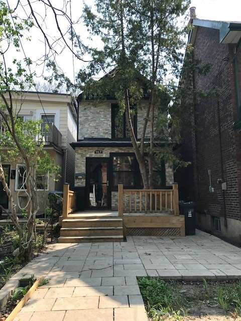 917 Palmerston Ave, Toronto C4504304