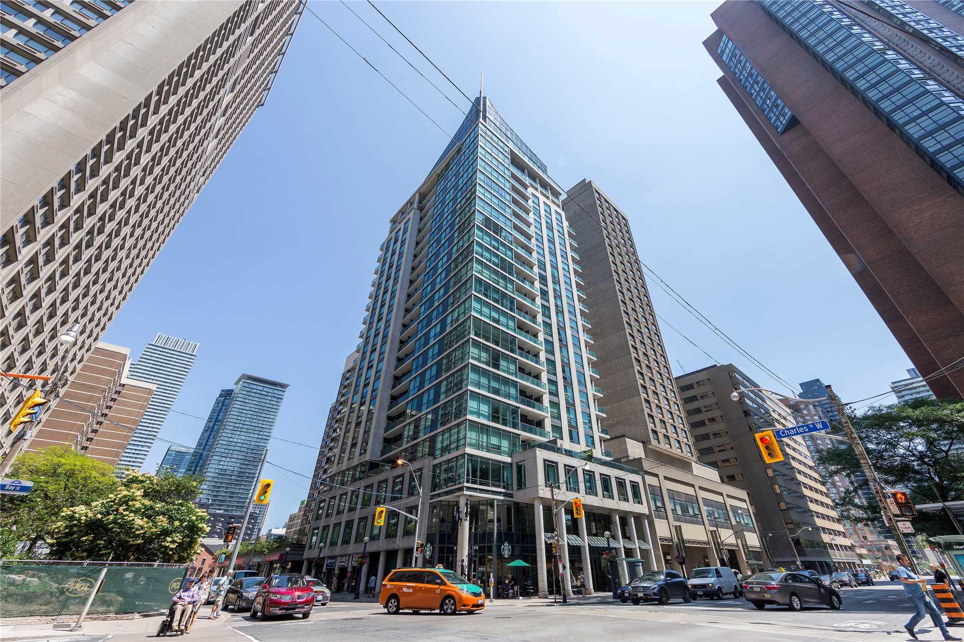 #1005 - 1121 Bay St, Toronto C4507842