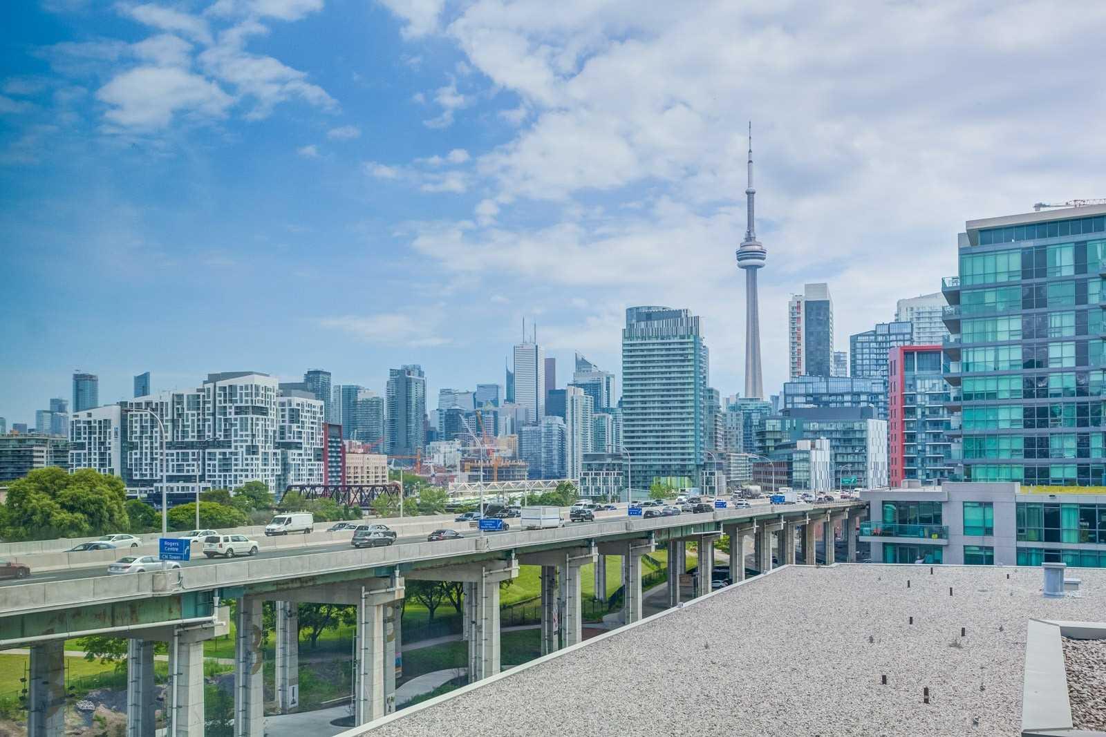 #921 - 231 Fort York Blvd, Toronto C4508990