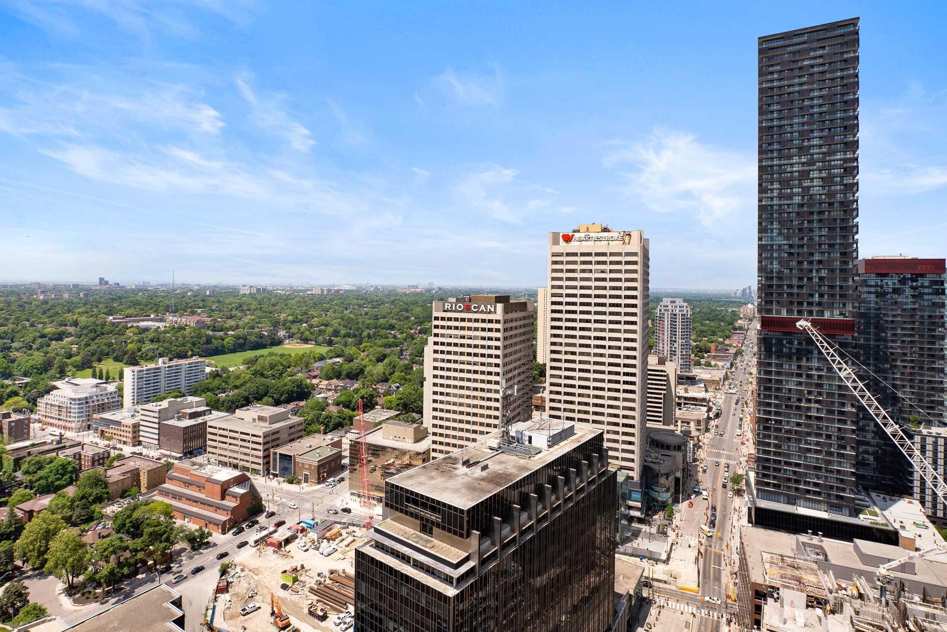 #3803 - 2181 Yonge St, Toronto C4510228