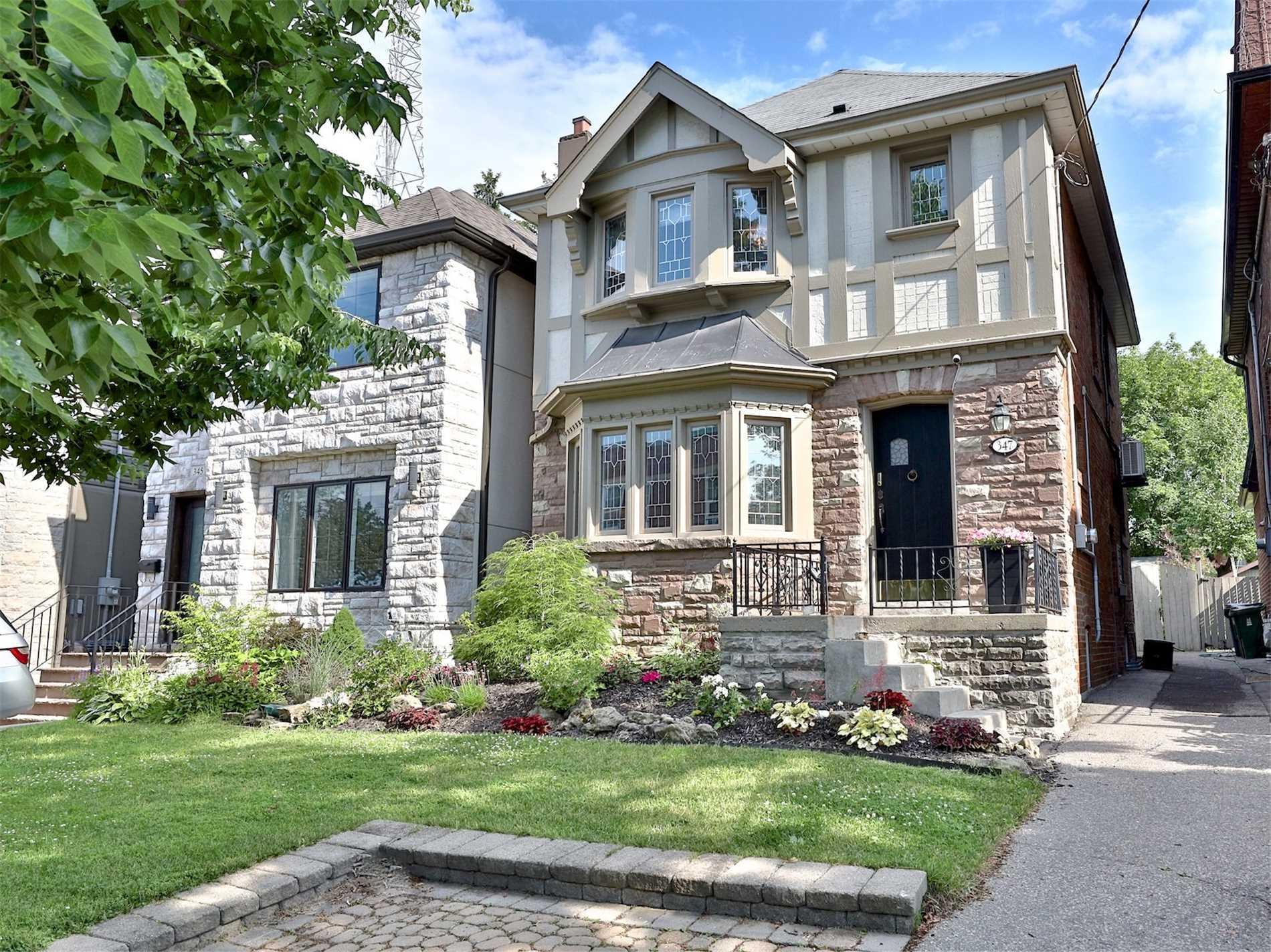 347 Castlefield Ave, Toronto C4510259