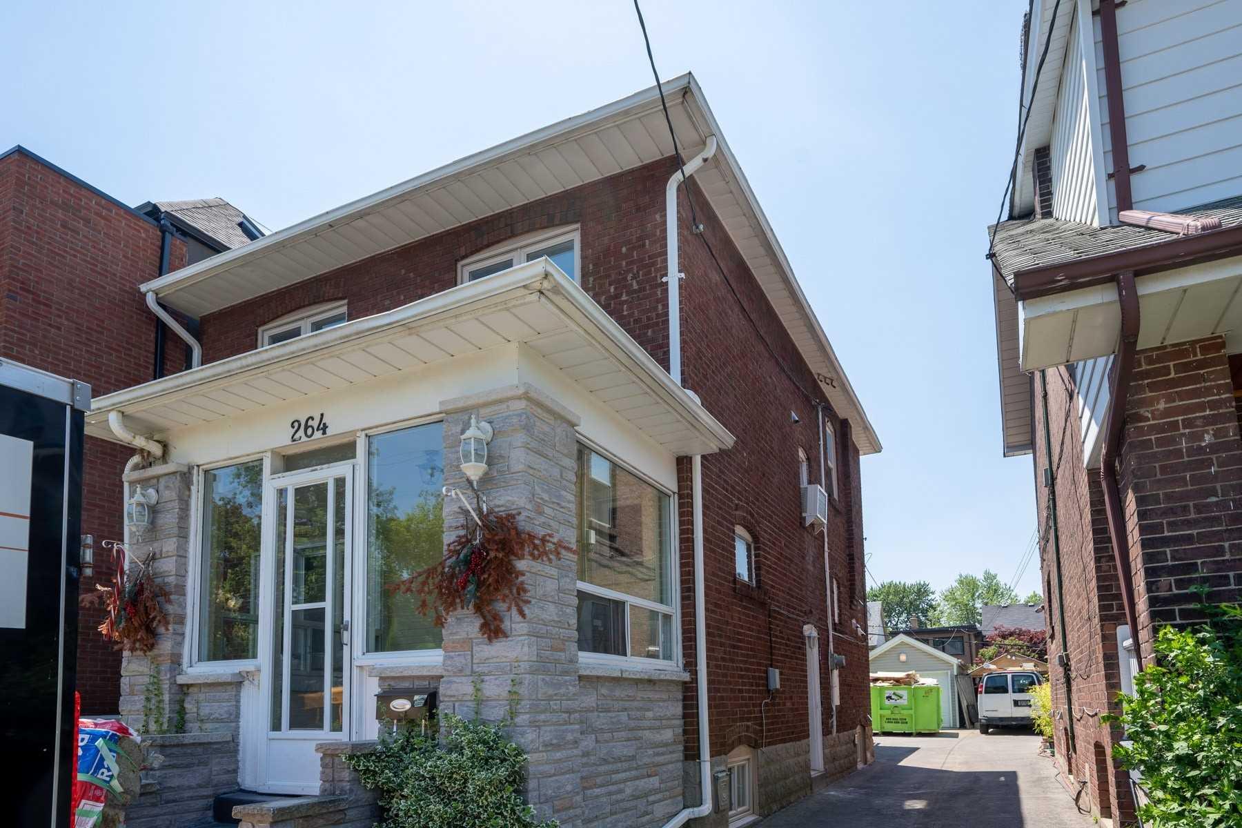 264 Wychwood Ave, Toronto C4510367