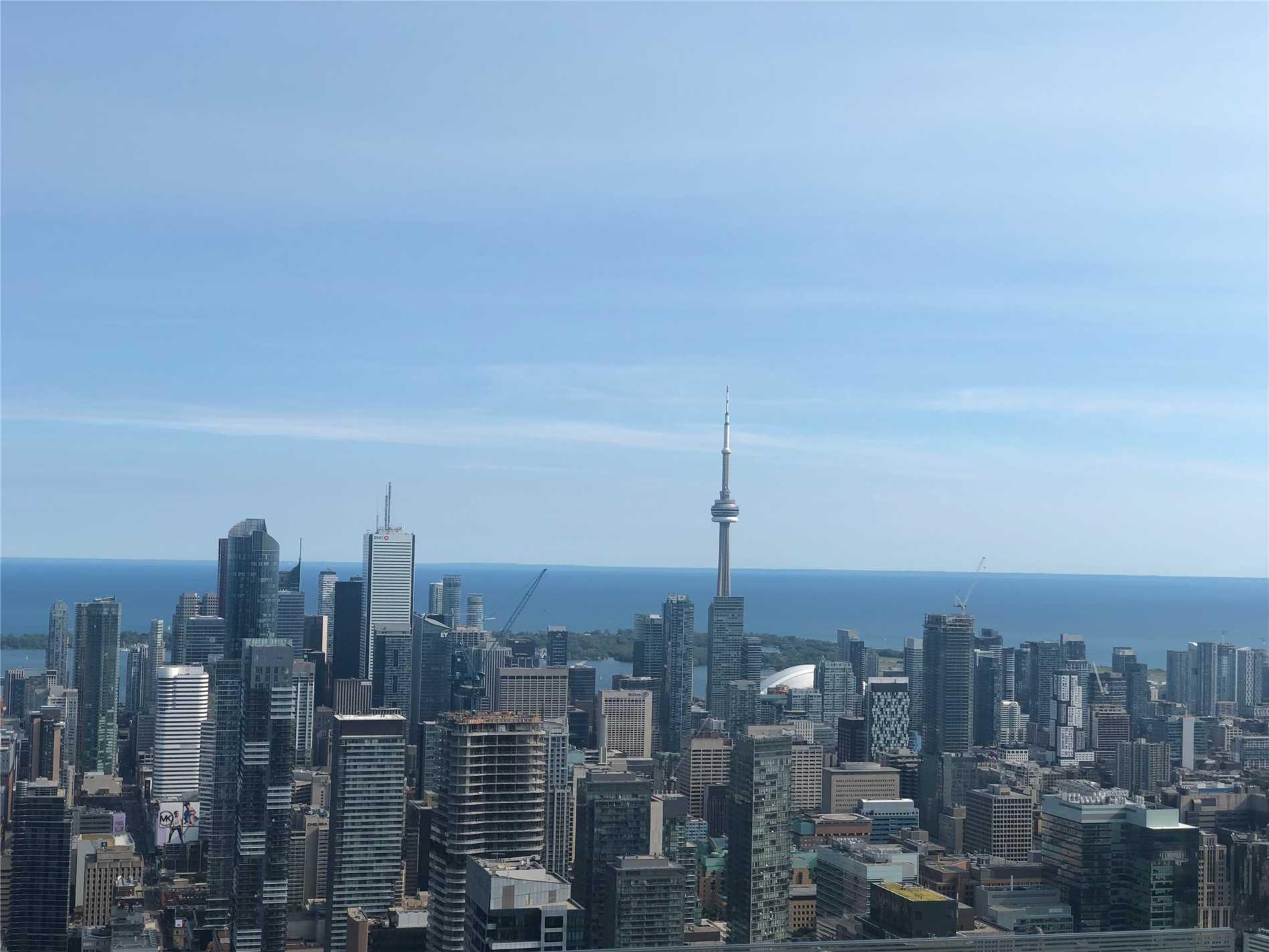 #6401 - 1 Bloor St E, Toronto C4512113