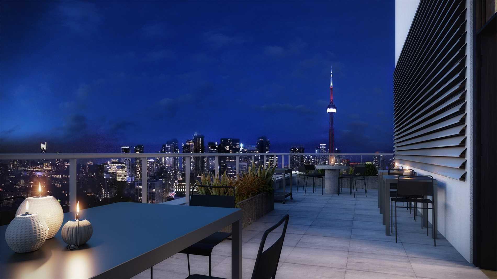 #1203 - 501 Adelaide St W, Toronto C4526575