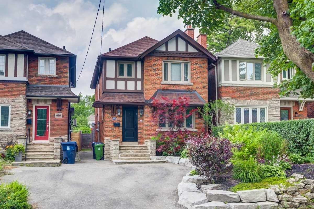 452 Castlefield Ave, Toronto C4534609