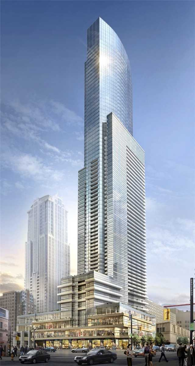 #4712 - 386 Yonge St, Toronto C4539403