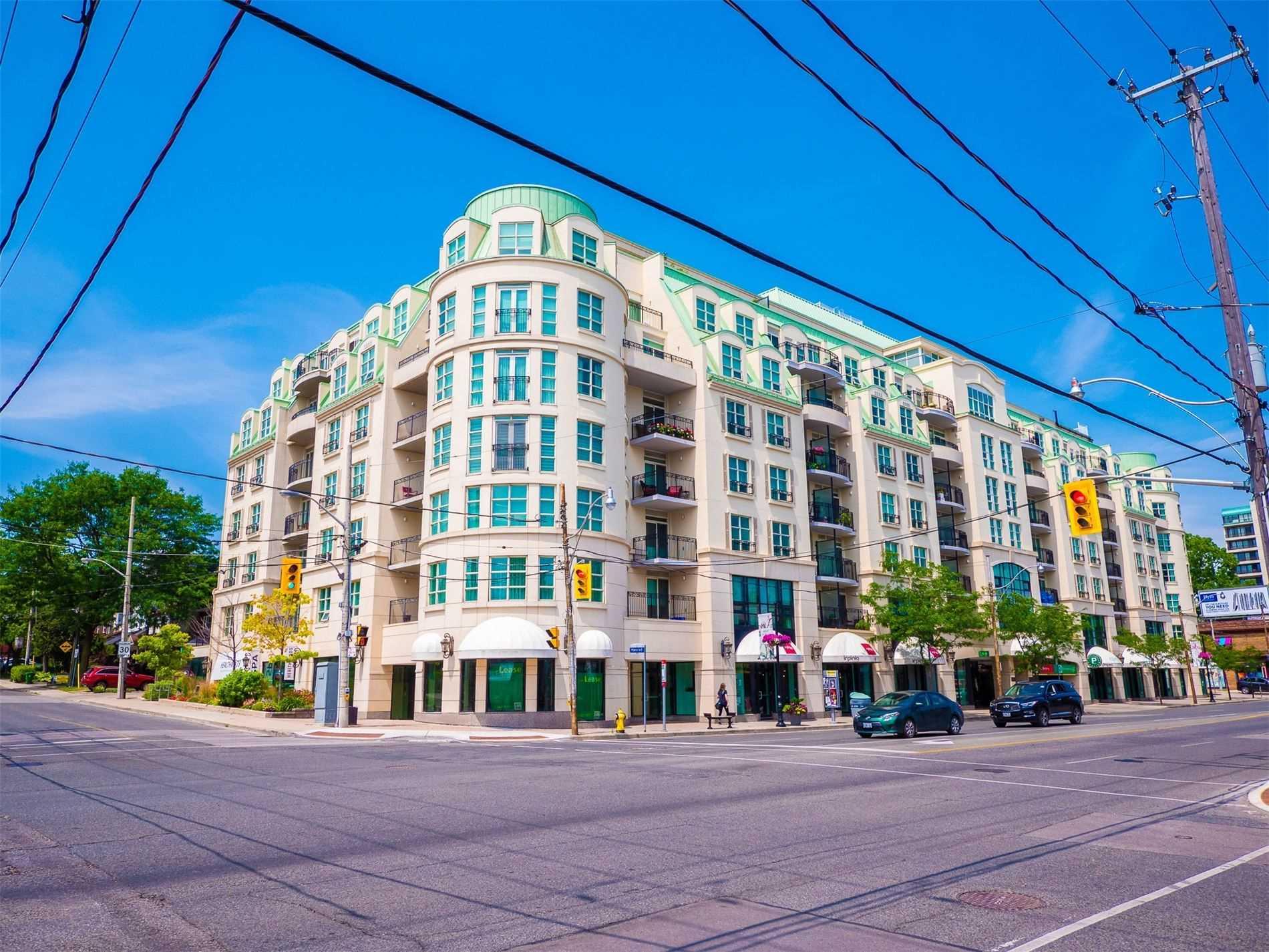#415 - 650 Mount Pleasant Rd, Toronto C4540216