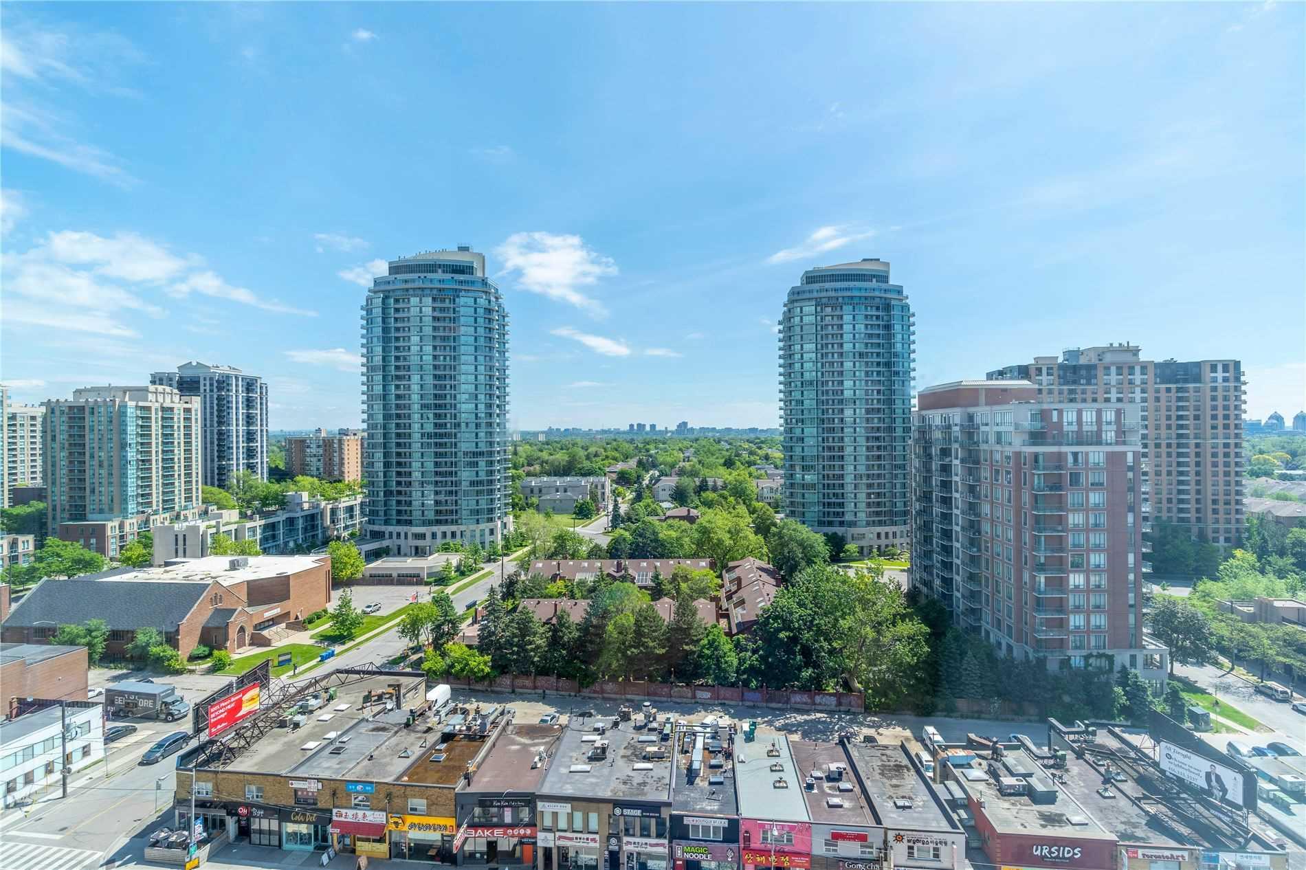 #1509 - 5460 Yonge St, Toronto C4544444