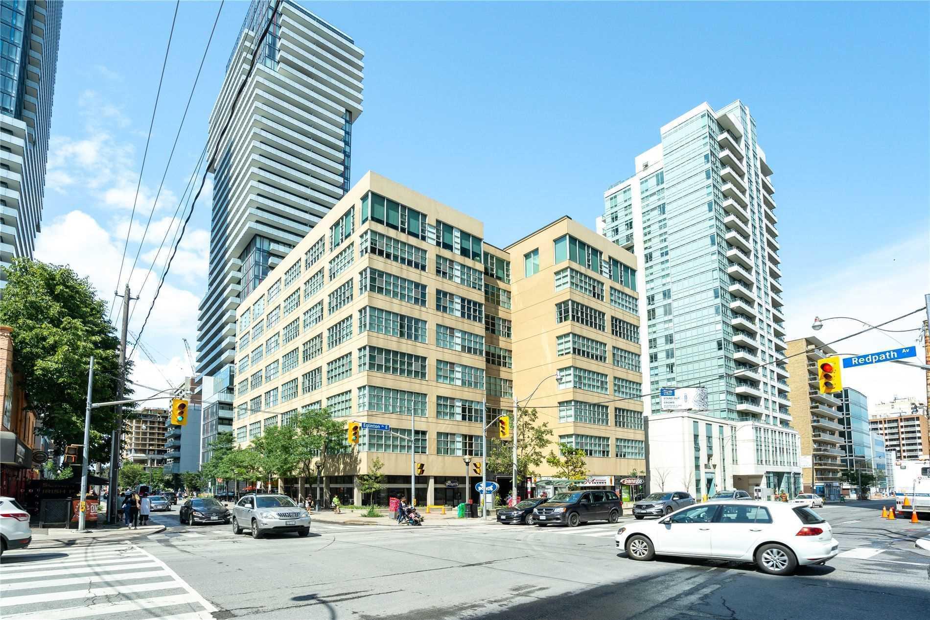 #311 - 188 Eglinton Ave E, Toronto C4544675