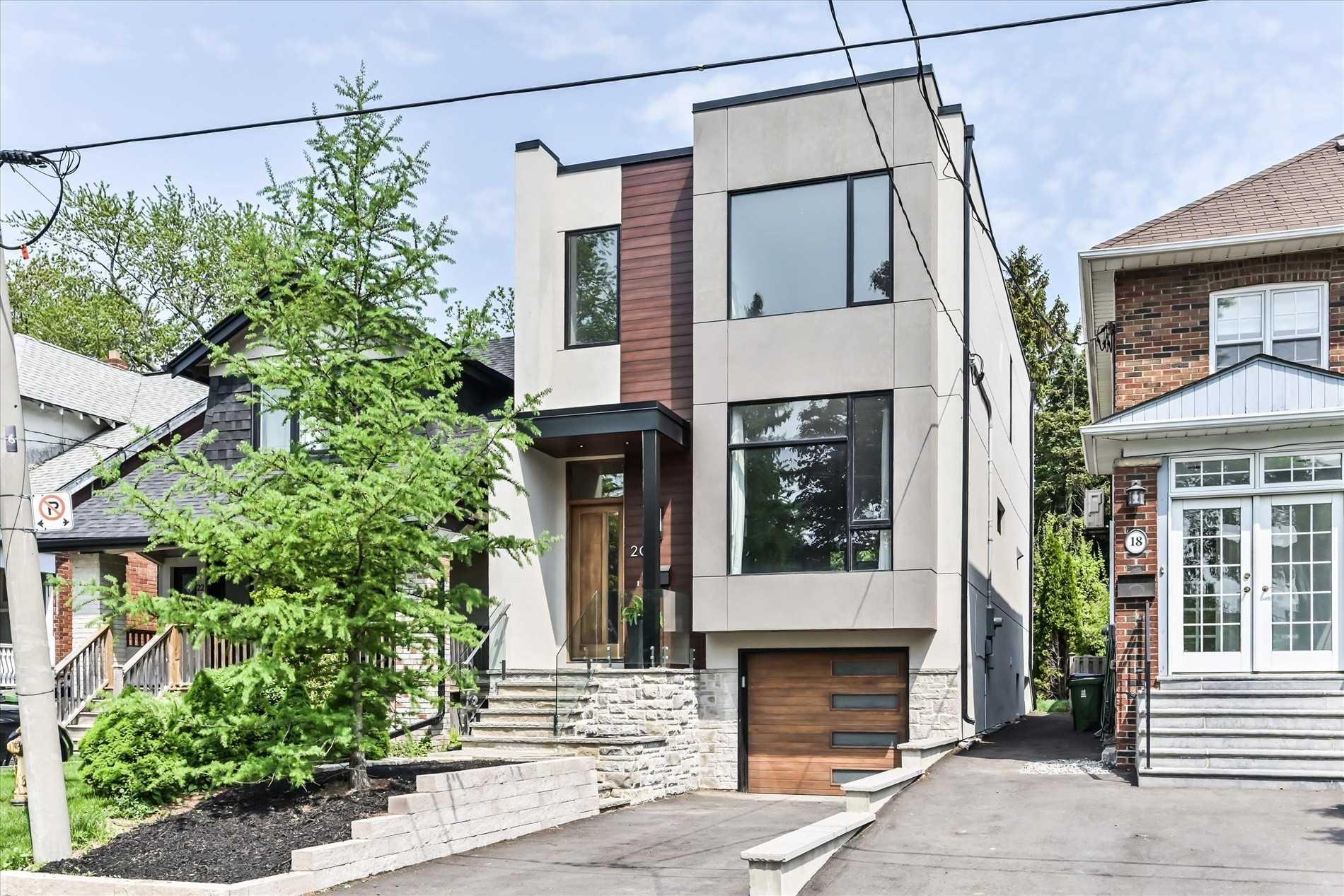 20 Deloraine Ave, Toronto C4545105