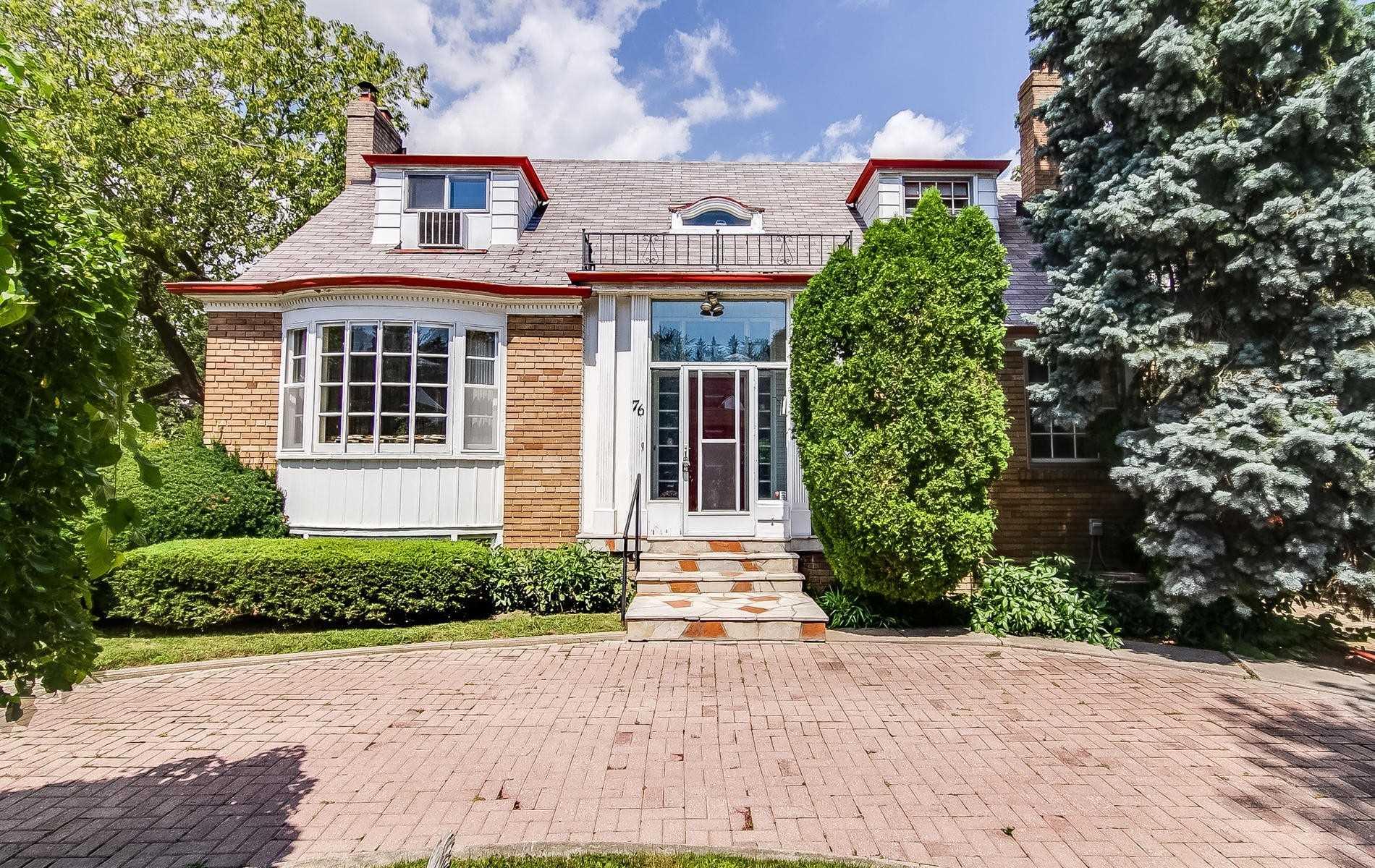 76 Caribou Rd E, Toronto C4547101