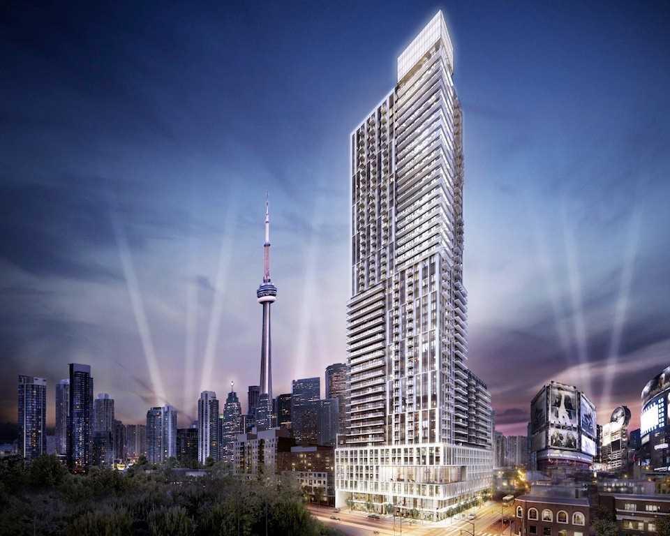 #2210 - 200 Dundas St E, Toronto C4550290