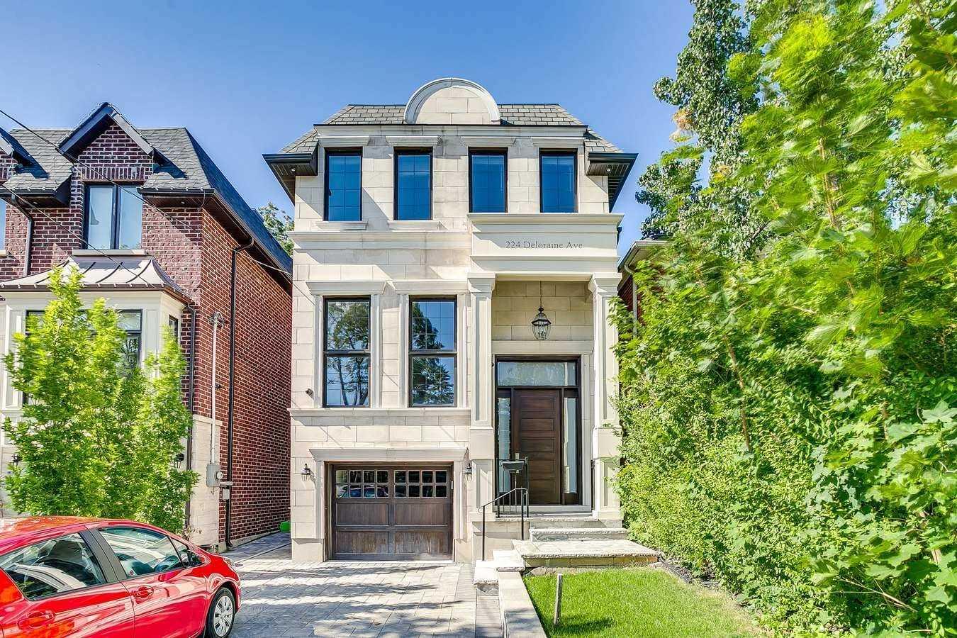 224 Deloraine Ave, Toronto C4552461