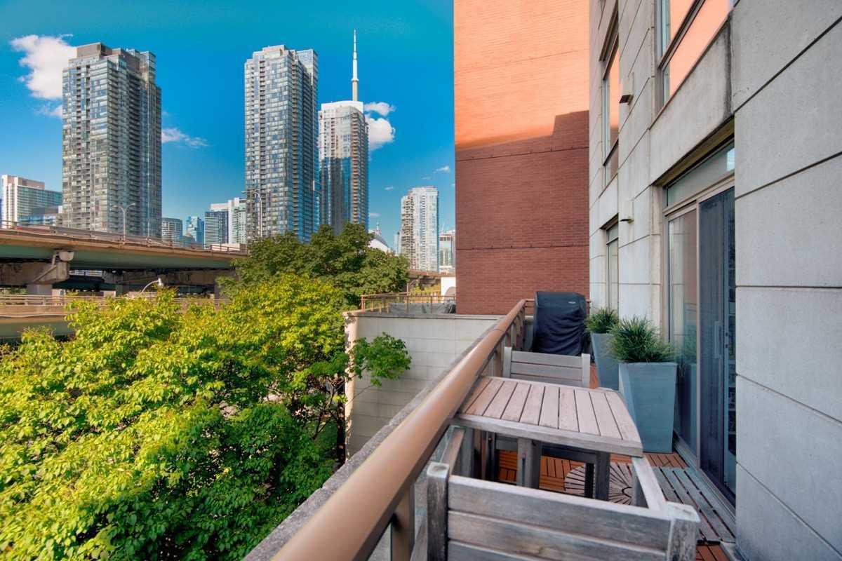 #318E - 500 Queens Quay W, Toronto C4552541