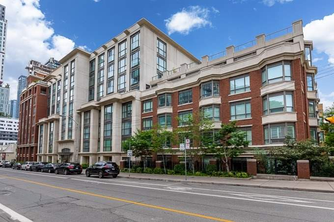 #712 - 18 Beverley St, Toronto C4554311