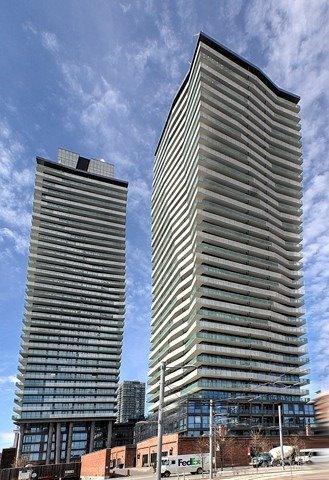 #3207 - 390 Cherry St, Toronto C4555109