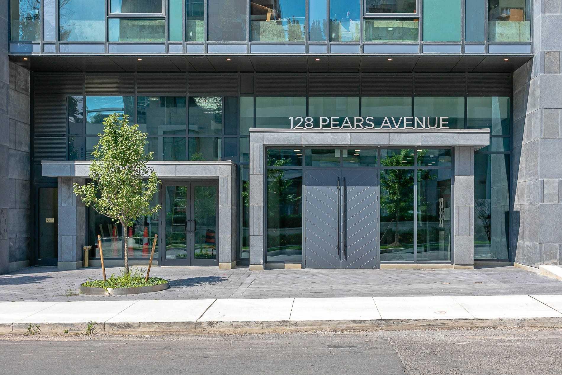 #306 - 128 Pears Ave, Toronto C4555233