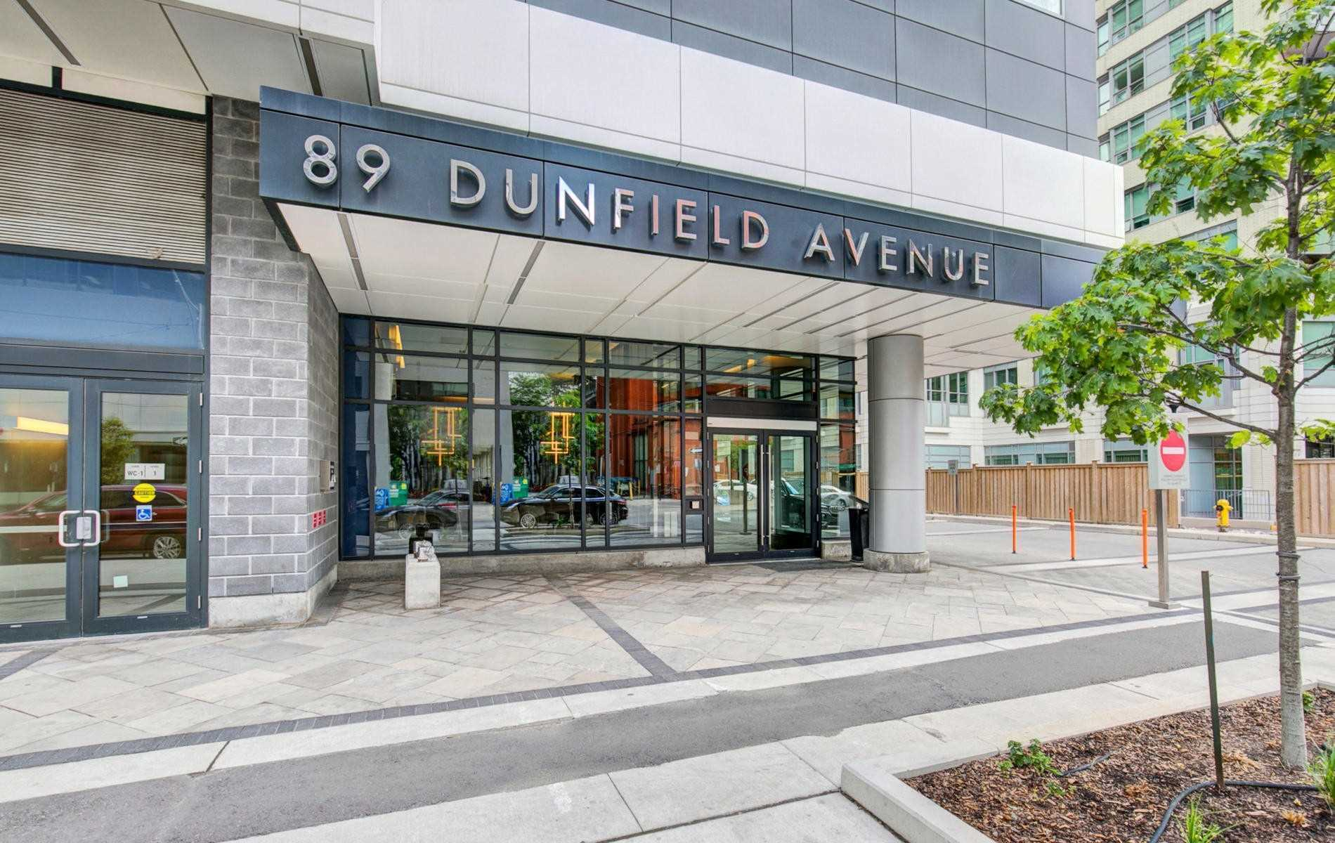 #1810 - 89 Dunfield Ave, Toronto C4558235