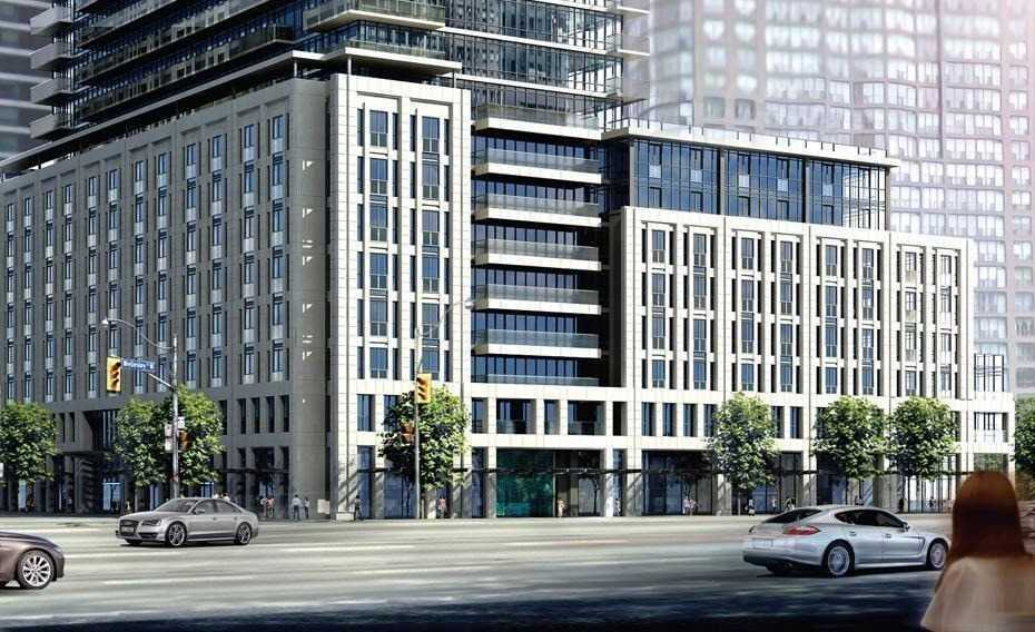 #3509 - 955 Bay St, Toronto C4560251