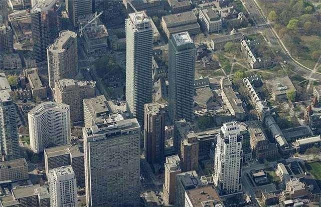 #2710 - 1080 Bay St, Toronto C4561032