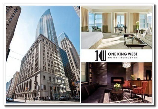 #1514 - 1 King St W, Toronto C4562561