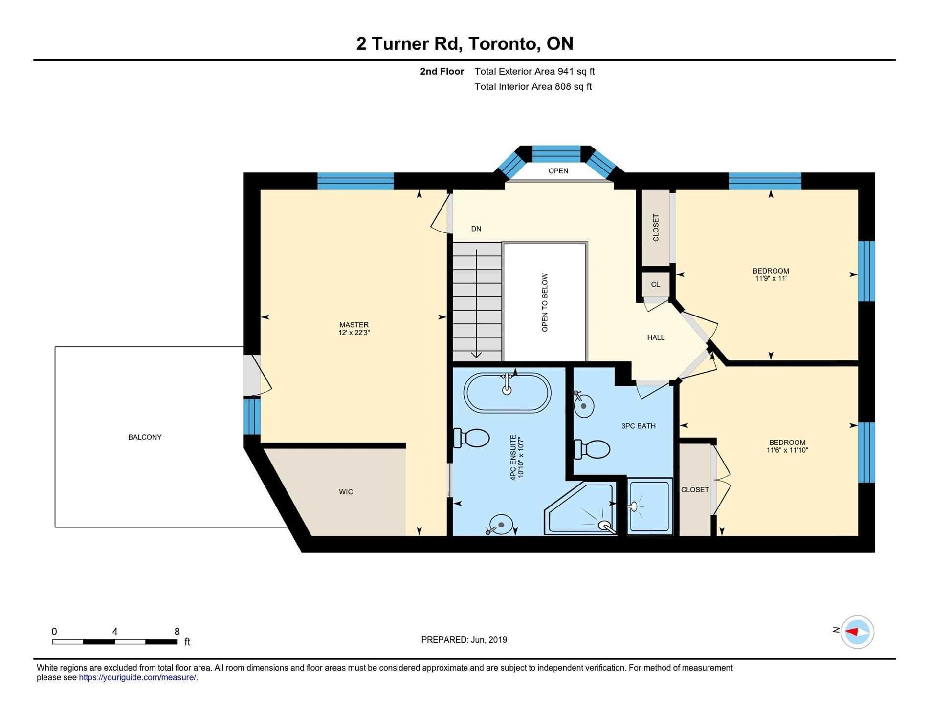 2 Turner Rd, Toronto C4564351