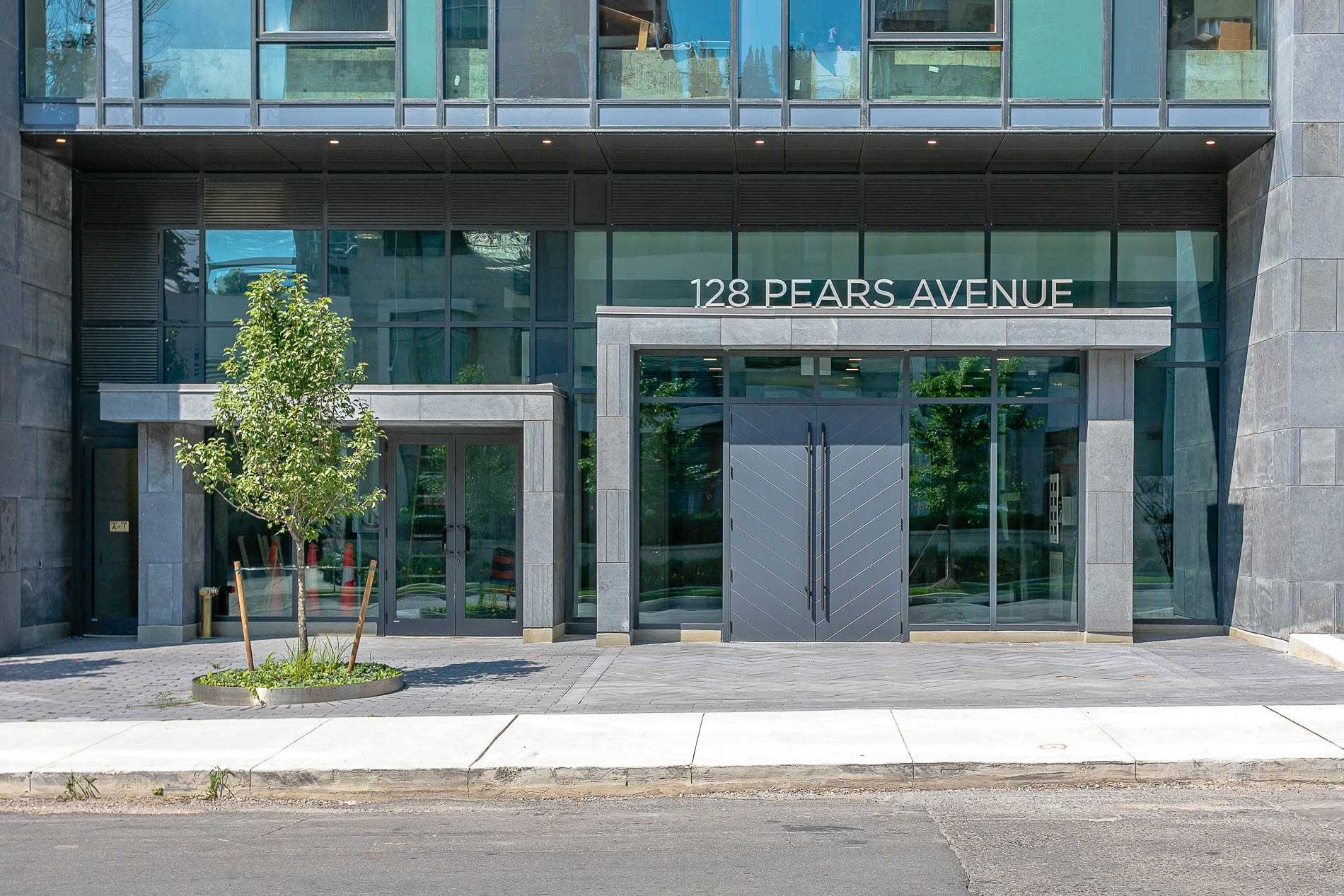 #605 - 128 Pears Ave, Toronto C4565474