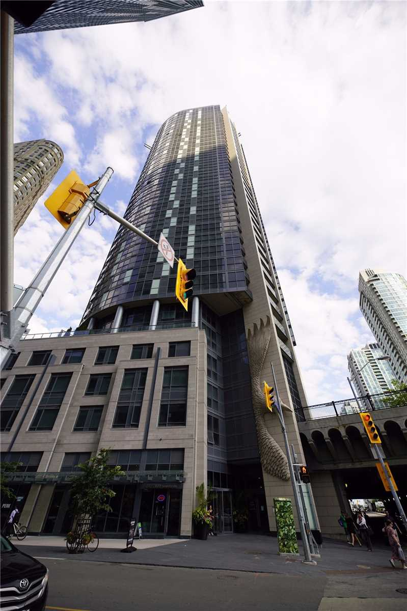#2601 - 1 The Esplanade  Dr, Toronto C4565991