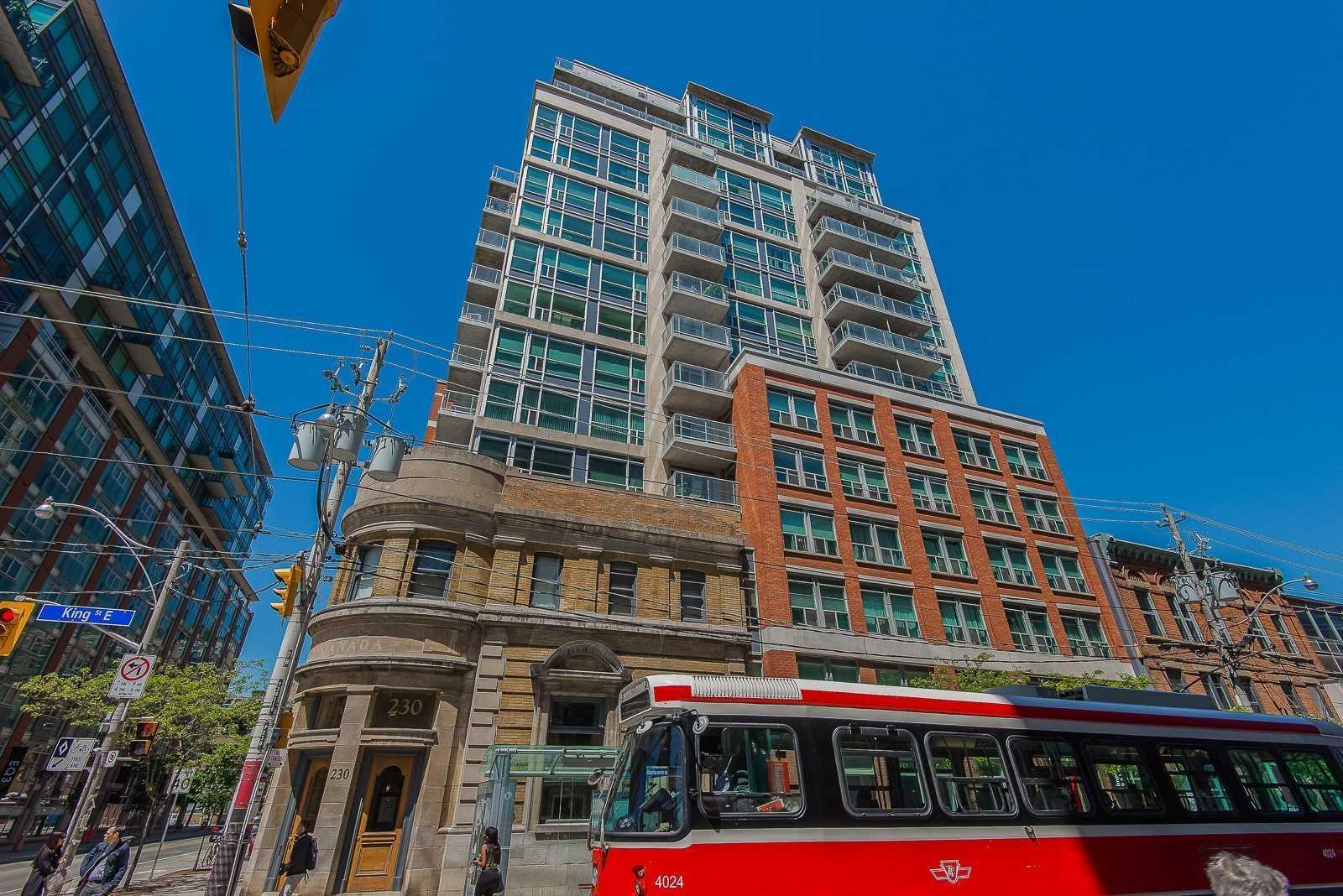 #516 - 230 King St E, Toronto C4570582