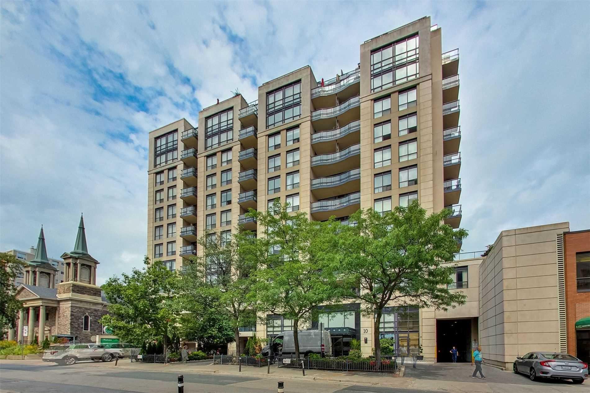 #324 - 10 Delisle Ave, Toronto C4571866