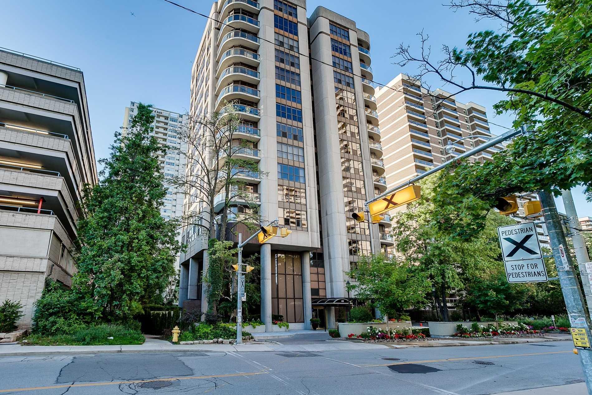 #201 - 40 Rosehill Ave, Toronto C4571892