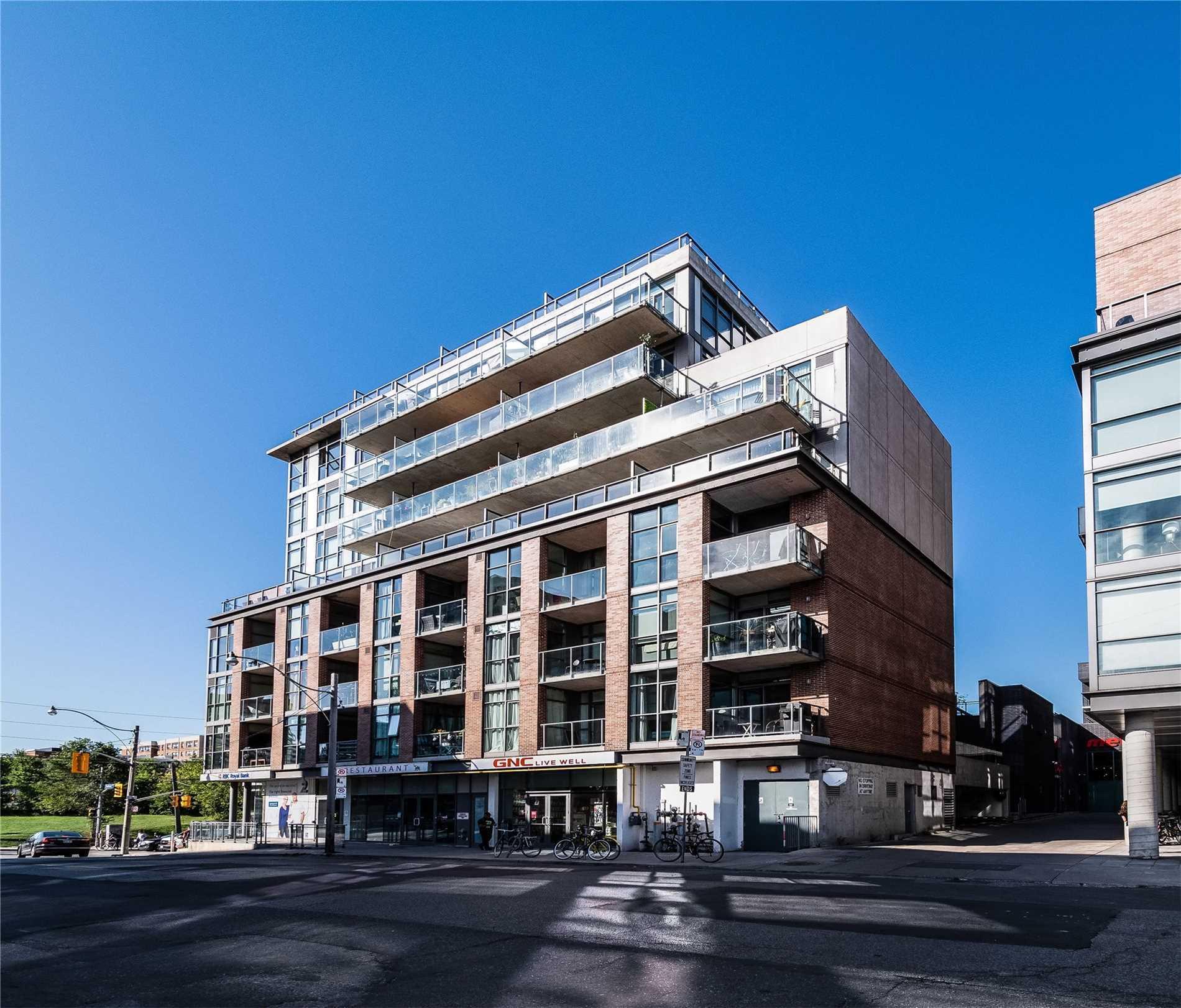 #201 - 2 Gladstone Ave, Toronto C4572957