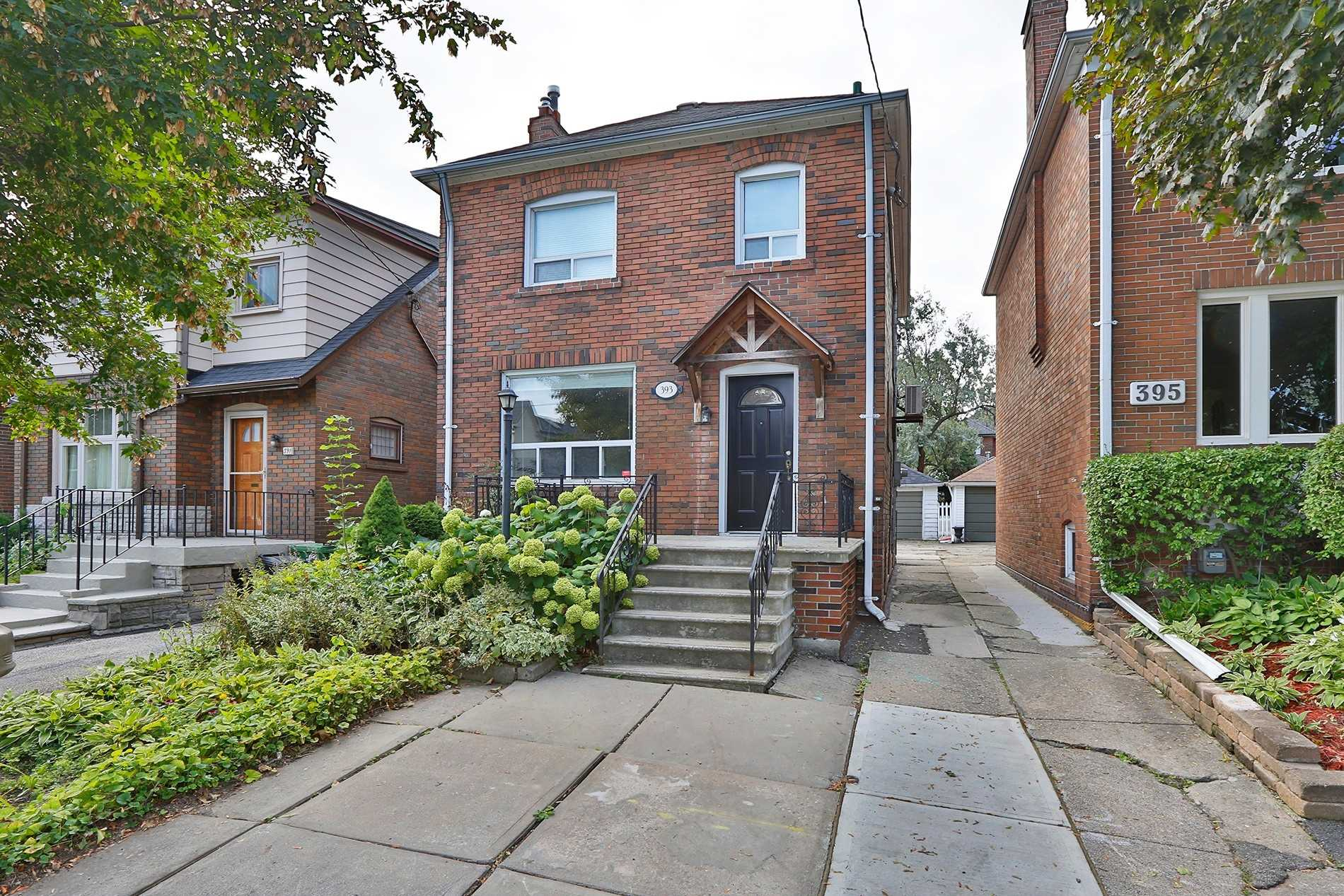 393 Old Orchard Grve, Toronto C4574420