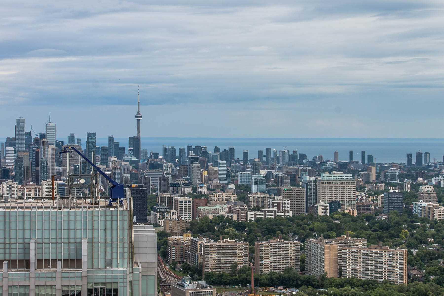 #4911 - 8 Eglinton Ave E, Toronto C4576083