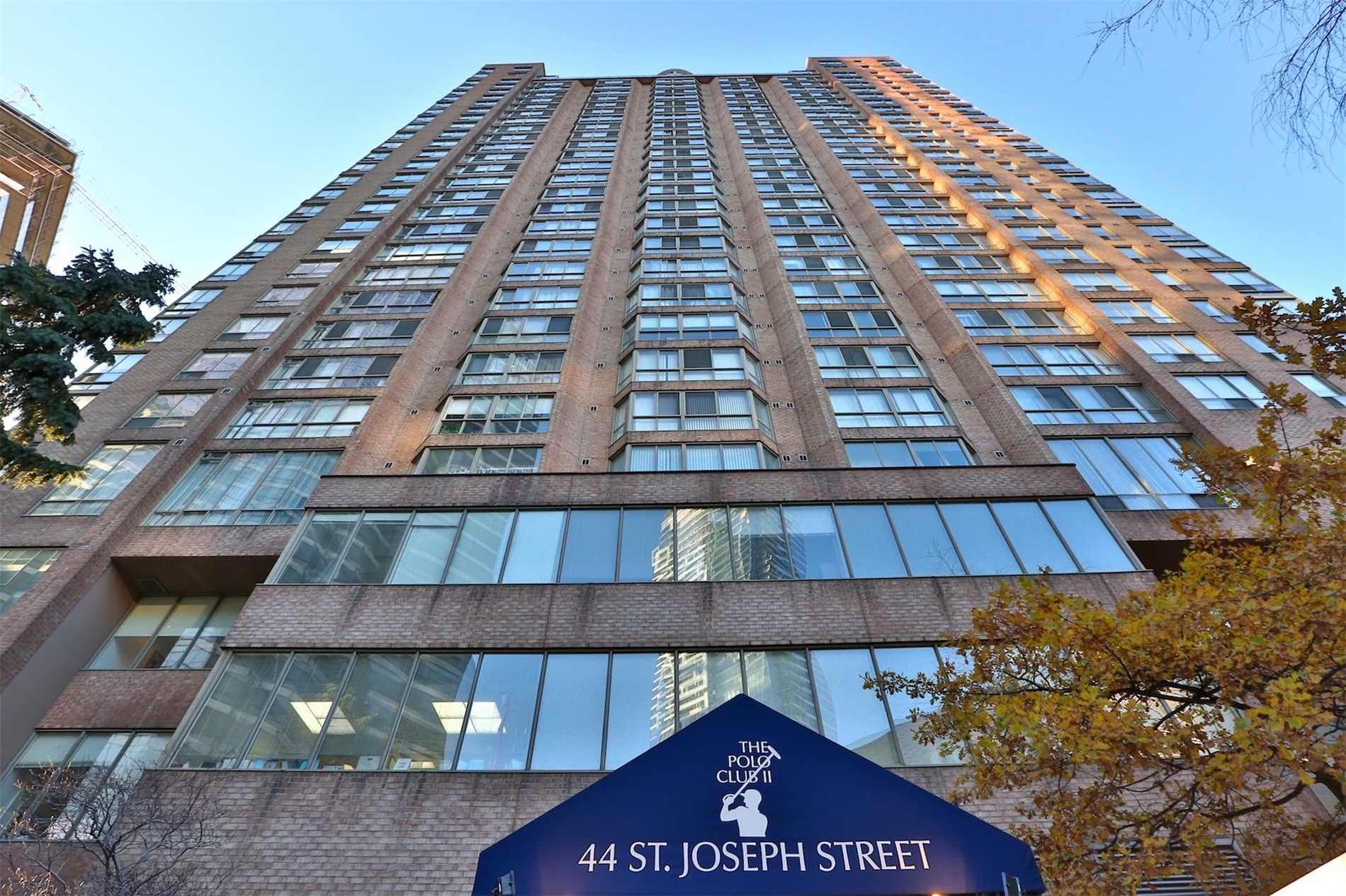 #2006 - 44 St Joseph St, Toronto C4576476